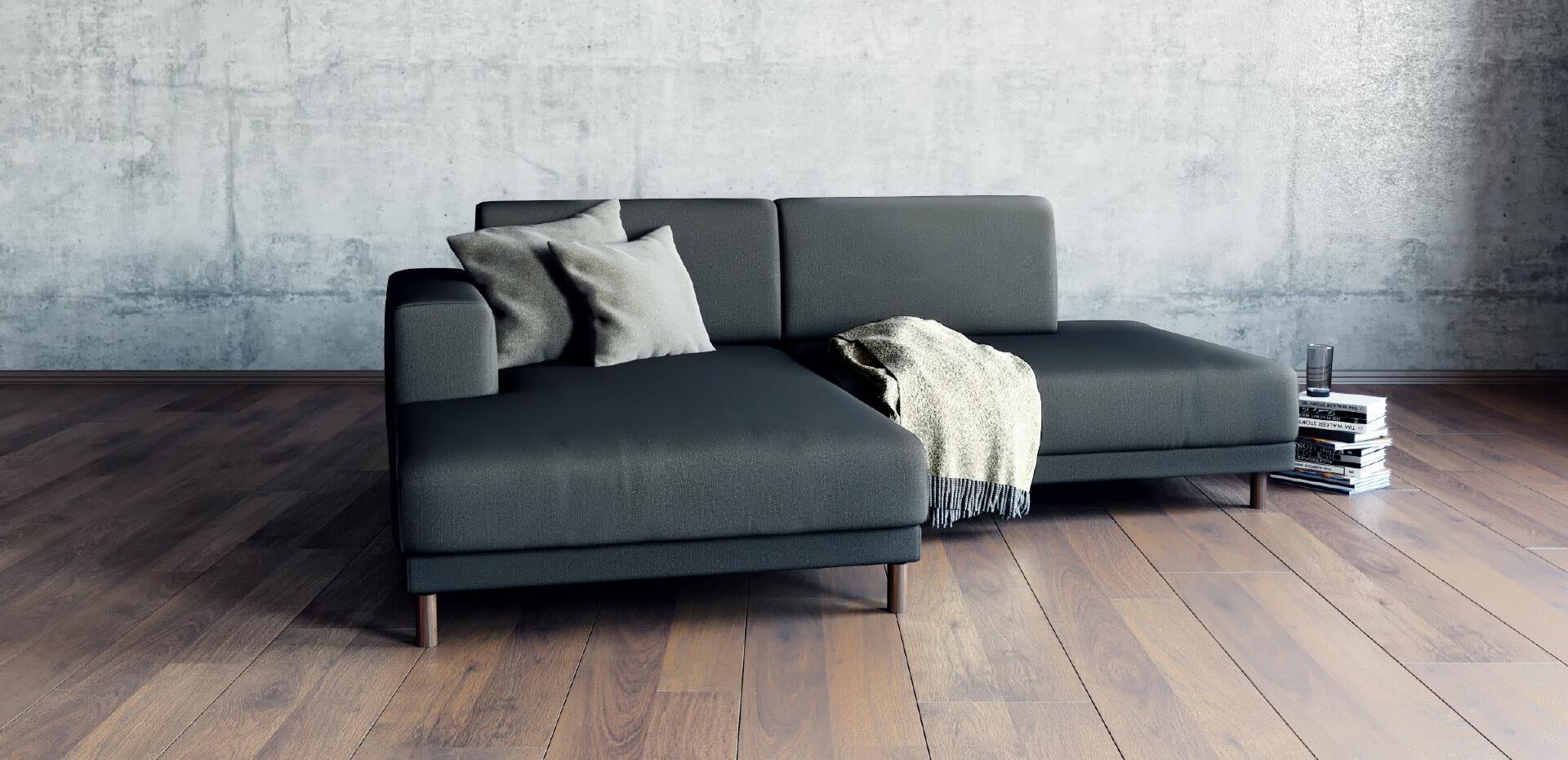 ecksofa selbst gestalten sofas bei mycs mycs schweiz. Black Bedroom Furniture Sets. Home Design Ideas