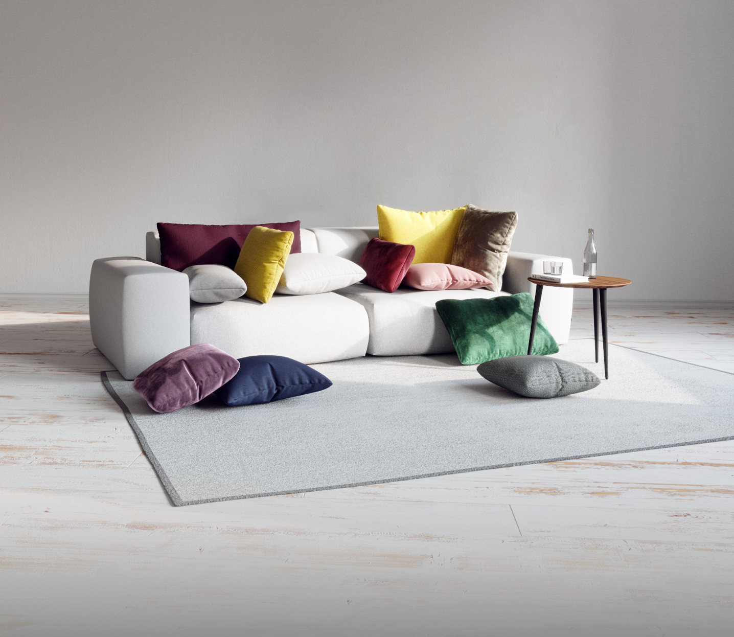 Cushions banner desktop