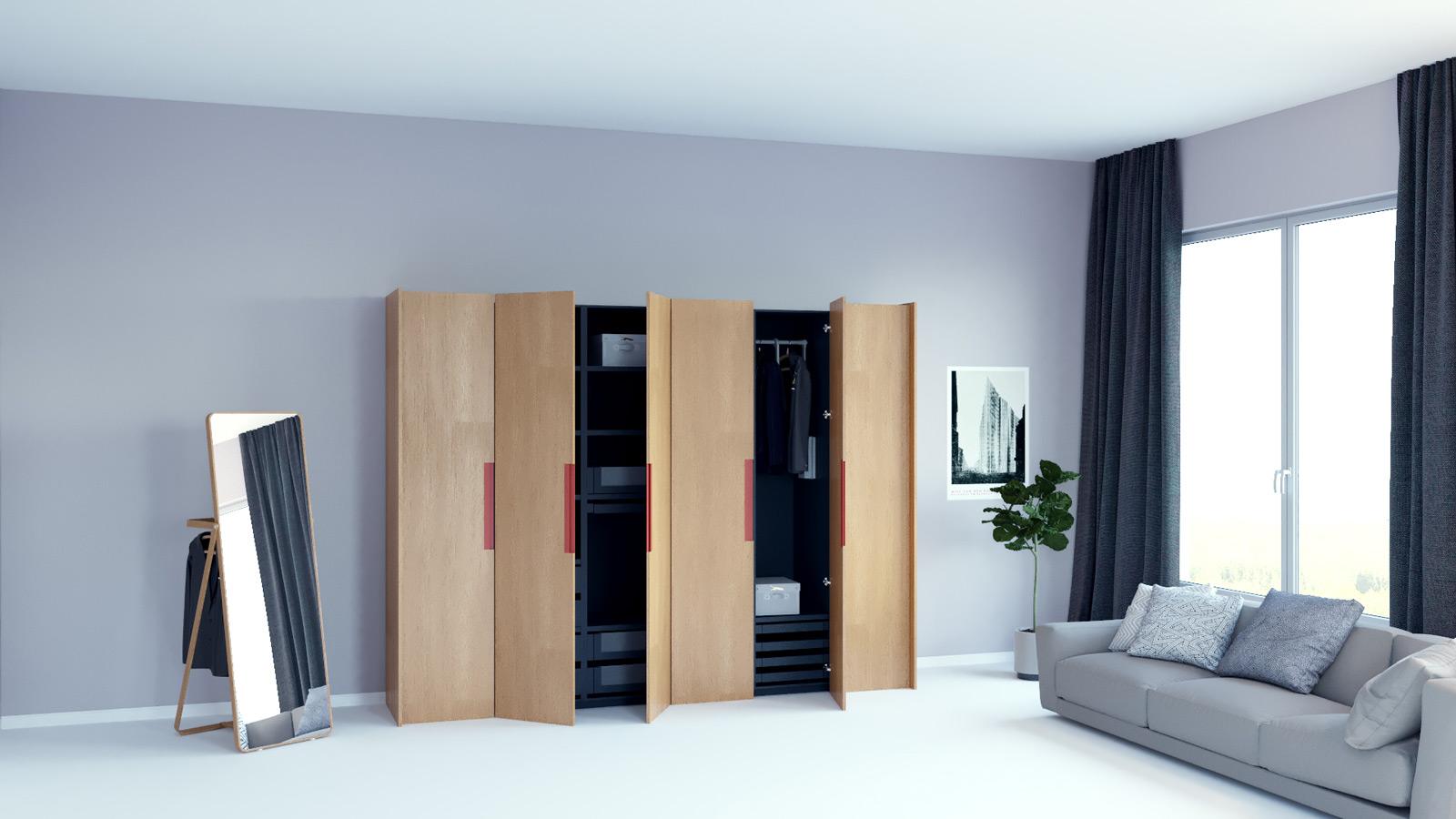 kleiderschr nke aus holz bei mycs kleiderschrank selbst gestalten mycs schweiz. Black Bedroom Furniture Sets. Home Design Ideas
