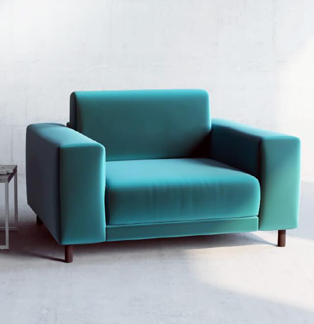 Sessel In Blau Online Designen Sessel Bei Mycs Mycs Schweiz